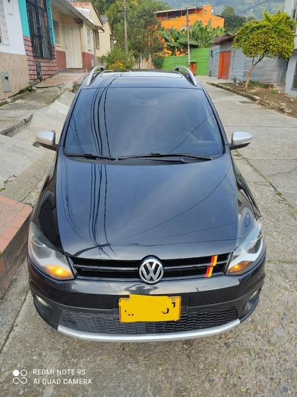 Volkswagen Crossfox 2015 1.6l Hatchback