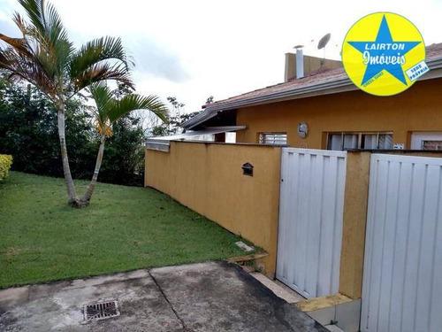 Casa Com 2 Dormitórios À Venda, 63 M² Por R$ 200.000,00 - Vale Das Flores - Atibaia/sp - Ca1888