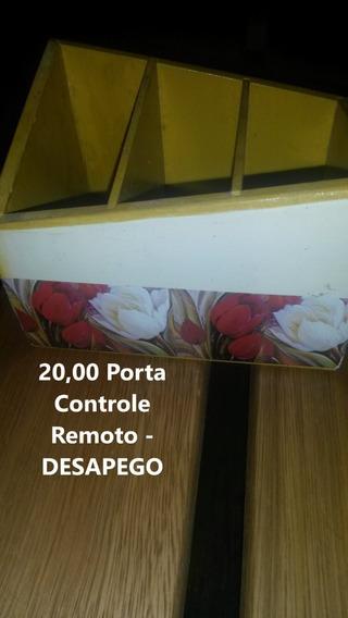 Porta Controle Remoto - Desapego