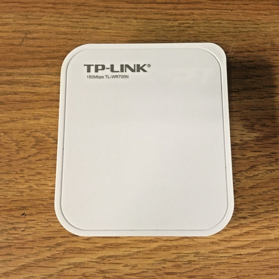 Access Point Mini Router Tp Link 150mpbs Tl-wr700n
