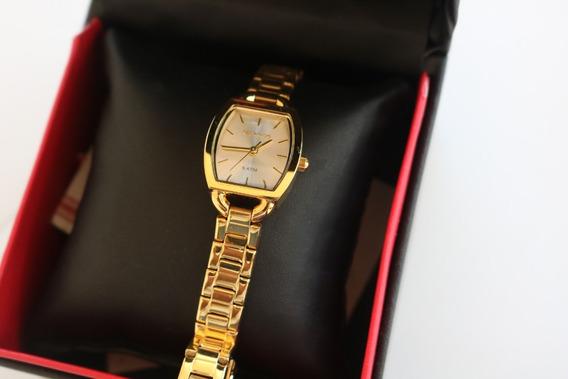 Relógio Technos Feminino Elegance Mini 2035lvt/4x