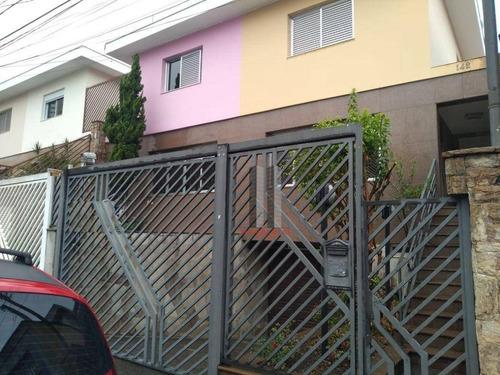 Sobrado Com 3 Dormitórios À Venda, 350 M² Por R$ 1.150.000 - Vila Prudente (zona Leste) - São Paulo/sp - So1571