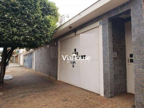 Casa Para Alugar Na Rua Chile, Jardim Irajá - Ribeirão Preto/sp - Ca3772