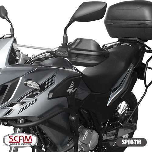 Protetor De Mao Honda Xre300 2016+ Spto416 Scam