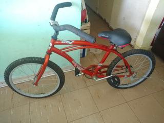 Bicicleta Unibike.