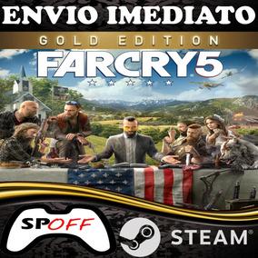 Far Cry 5 Pc Gold Edition Original Steam C/ Todas As Dlc