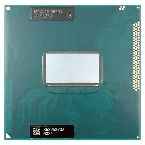 Precessador Notebook Intel Core I3 3110m Sr0t4 Sr0n1