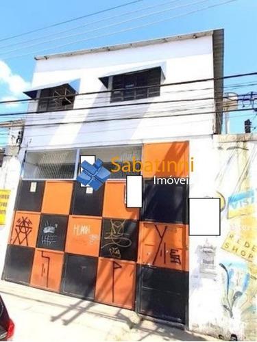 Galpão A Venda Em Sp Vila Antonio - Gl00126 - 69218798