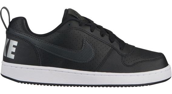 Tenis Nike Court Borough Low Negro Bv0744 001