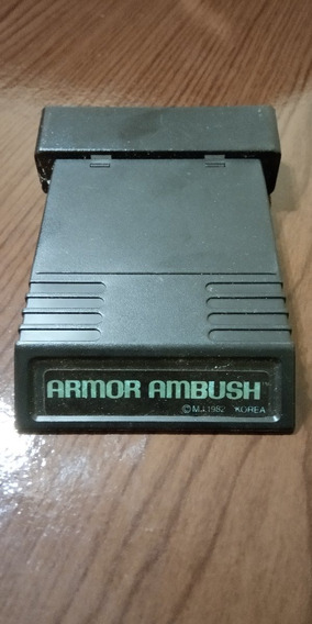 Cartucho Atari 2600 Armor Ambush