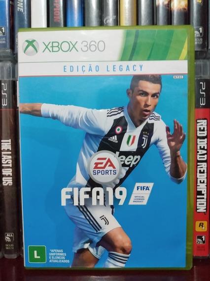 Fifa 19 Original Xbox 360 | Parcelamento Sem Juros