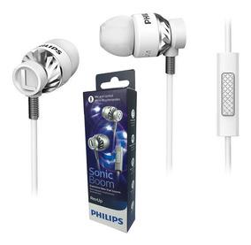 Fone De Ouvido Philips She5305 Sonic Boom Bass Com Microfone