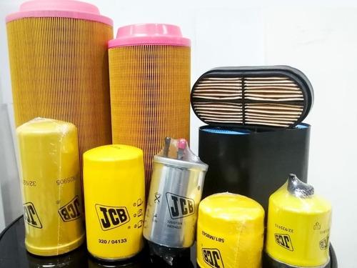 Jcb - Todos Los Modelos - Filtro Y Repuesto