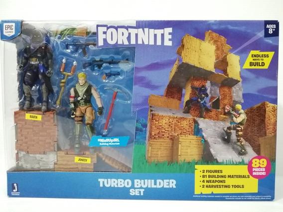 Fortnite Turbo Bulder Set 89 Piezas Envio Inmediato Barato