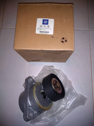 Tensor Correa Única Chevrolet Aveo 1.6 Original Gm