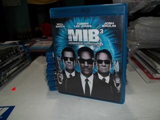 Hombres De Negro Vol 3 Blu Ray Accion