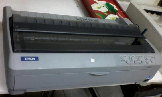 Impressoral Epson Fx 2190 Com Tampa E Frete Grátis