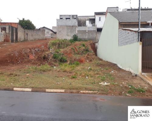 Imagem 1 de 5 de Terreno A Venda No Bairro Jardim Águas Claras Em Bragança Paulista - Sp.  - - Te00061 - 69506512