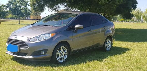 Ford Fiesta Kinetic 2014