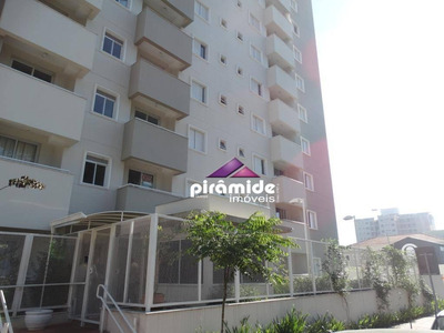 Apartamento Com 2 Dormitórios À Venda, 60 M² Por R$ 245.000 - Urbanova - São José Dos Campos/sp - Ap9011