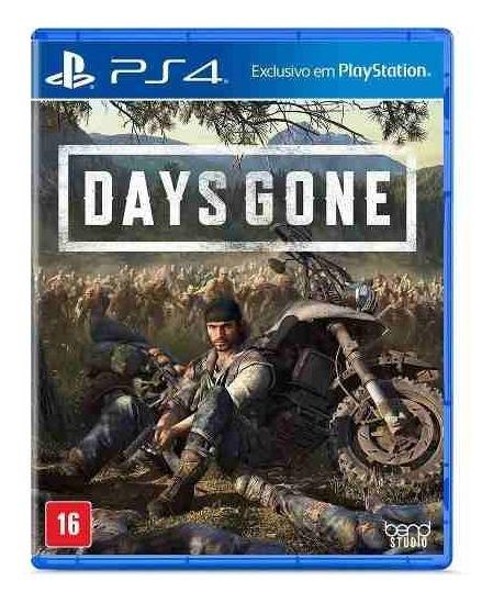 Days Gone Ps4 Mídia Física Lacrado Pt/br