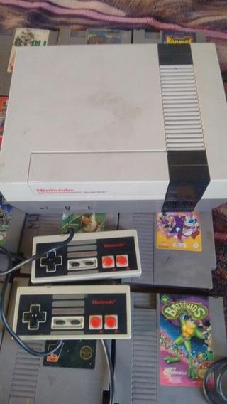 Consola De Nintendo Clásico