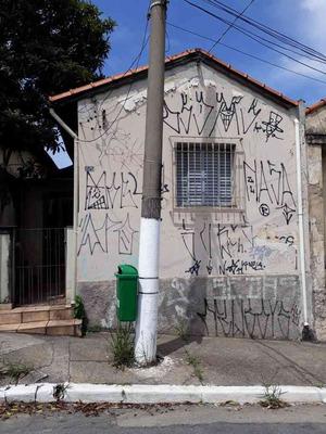 Terreno Com 2 Casas. 159m - Vila Gumercindo - 880