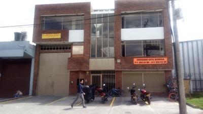 Bodegas En Arriendo Montevideo 606-96