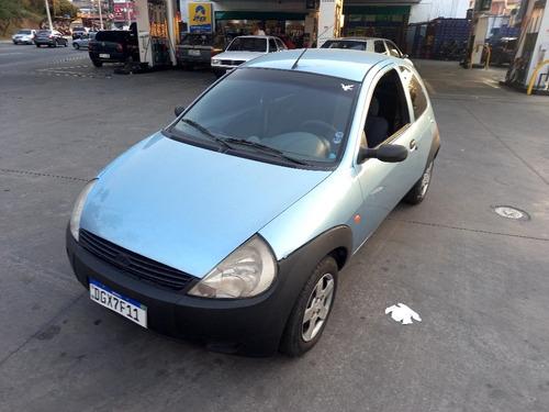 Imagem 1 de 15 de Ford Ka 2003 1.0 Gl 3p