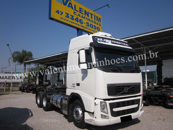 Volvo Fh 460 - Globetrotter - Trucado - 6x2 - I-shift - 2015