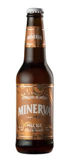 Cerveza Minerva Pale Ale Botella De 355 Ml