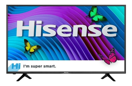 """Smart TV Hisense H6D Series 43H6D LED 4K 43"""""""