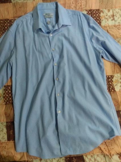 Camisa Hombre Dkny Talla L