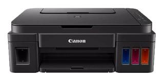 Impresora Canon Pixma G2110 Multifuncional De Tinta Continua