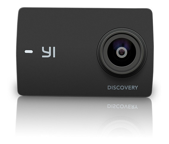 Action Cam Xiaomi Yi 4k Discovery A Pronta Entrega