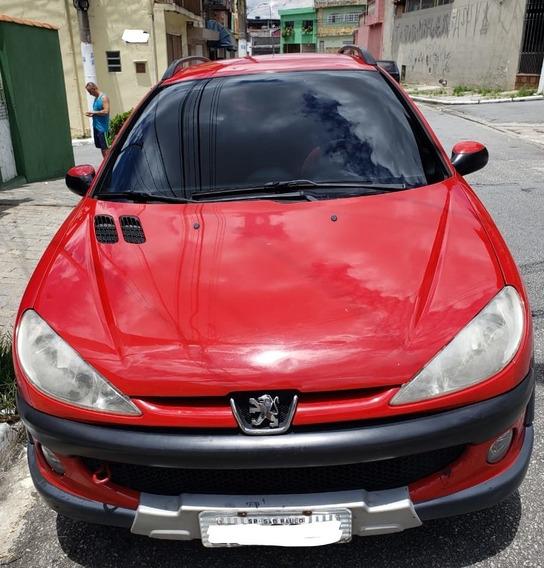 Peugeot Escapege Sw16