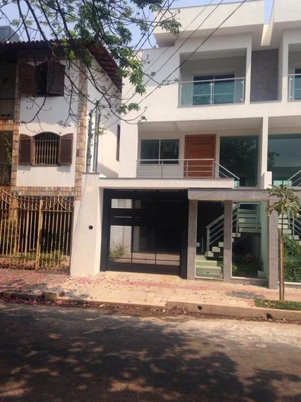 Casa Com 4 Quartos Para Comprar No Santa Branca Em Belo Horizonte/mg - 3697