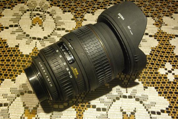 R$1499! Lente 24-70mm F/2.8 P/pentax Ou Canon Nikon C/adapt