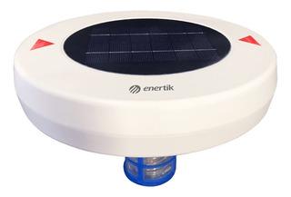 Boya Ionizador Purificador Solar Para Piscinas Piletas
