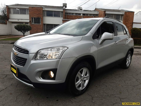 Chevrolet Tracker Lt At 1800cc 4x2
