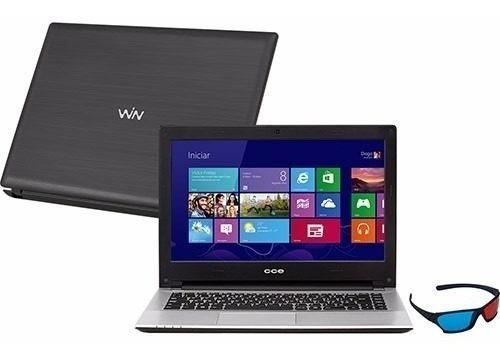 Notebook Ultrathin Ht345 I3 4gb Memoria 500gb Hd