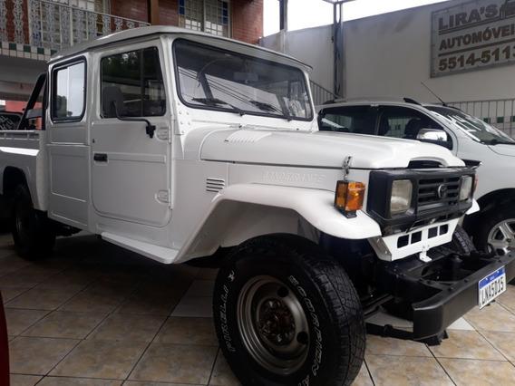 Toyota Bandeirante Cabine Dupla Ano 2000 Valor R$59.000,00