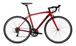 Bicicleta Ruta Polygon Strattos S2 Shimano Claris R28 2 X 8v - Ciclos