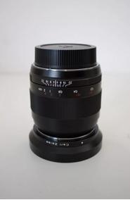 Lente Carl Zeiss Distagon T* 28mm F2 Para Canon + Filtro Uv