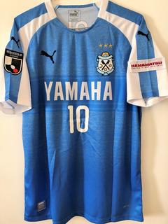 Camisa Jubilo Iwata 2019 Shunsuke #10 J-league Completa