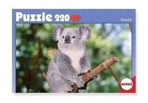 Puzzle Rompecabezas Antex 220 Piezas Varios Modelos
