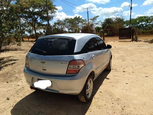 Chevrolet Agile 2011 1.4 Ltz 5p