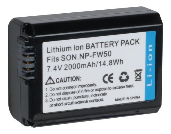 Bateria Para Camera Sony A7 A6500 A6400 A6300 Nex-3 Nex-7 Np