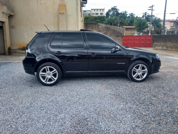Volkswagen Golf 2.0 Black Edition Total Flex 5p 2010