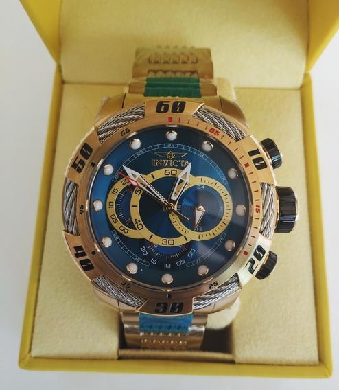 Relógio Invicta 25483 Masculino Banhado Ouro 18k